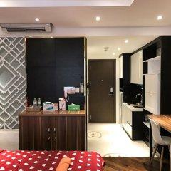 Апартаменты Henry Apartment Luxury Studio удобства в номере