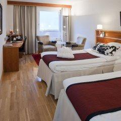 Отель Scandic Klara комната для гостей