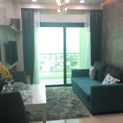 Отель Dusit Grand Condo View Pattaya Паттайя комната для гостей фото 2