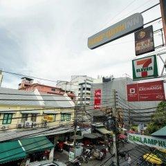 Отель Sleep Withinn Таиланд, Бангкок - отзывы, цены и фото номеров - забронировать отель Sleep Withinn онлайн спортивное сооружение