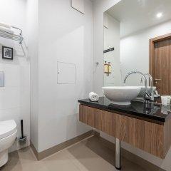 Отель P&O Apartments Oxygen Wronia 4 Польша, Варшава - отзывы, цены и фото номеров - забронировать отель P&O Apartments Oxygen Wronia 4 онлайн ванная
