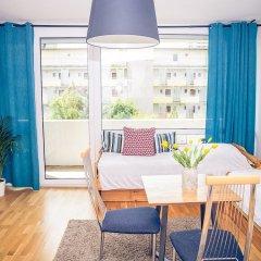Отель Messe Apartment Jessy Германия, Нюрнберг - отзывы, цены и фото номеров - забронировать отель Messe Apartment Jessy онлайн комната для гостей фото 4