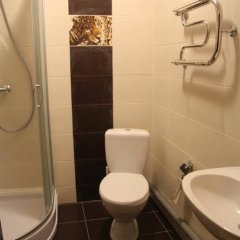 Гостиница На Медовом ванная
