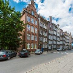 Отель Apartamenty Apartinfo Old Town Гданьск парковка