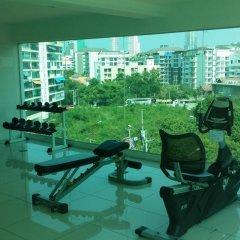 Отель Laguna Bay 1 Паттайя фитнесс-зал
