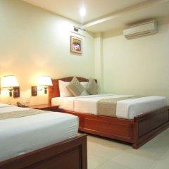 Отель Hoang Hotel Вьетнам, Хошимин - отзывы, цены и фото номеров - забронировать отель Hoang Hotel онлайн комната для гостей фото 4