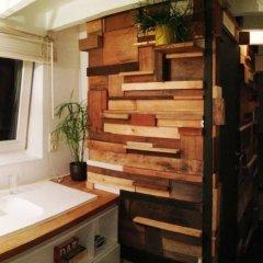 Отель BlancoooNachten Бельгия, Антверпен - отзывы, цены и фото номеров - забронировать отель BlancoooNachten онлайн ванная фото 2