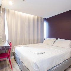 Отель Nantra Ploenchit Бангкок комната для гостей