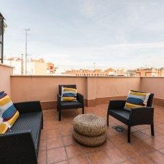 Отель Madrid SmartRentals Delicias балкон