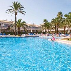 Отель SunConnect Los Delfines Hotel Испания, Кала-эн-Форкат - отзывы, цены и фото номеров - забронировать отель SunConnect Los Delfines Hotel онлайн бассейн