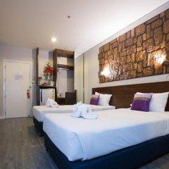 Отель Metro Resort Pratunam Бангкок комната для гостей фото 4