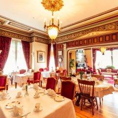 Отель Amethyst Inn at Regents Park Канада, Виктория - 1 отзыв об отеле, цены и фото номеров - забронировать отель Amethyst Inn at Regents Park онлайн питание фото 3