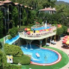 Club Aquarium Apart Турция, Мармарис - отзывы, цены и фото номеров - забронировать отель Club Aquarium Apart онлайн бассейн фото 3