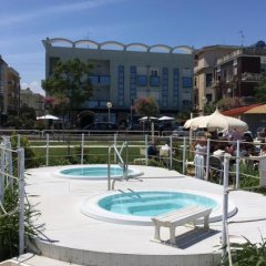 Hotel Gardenia Римини бассейн