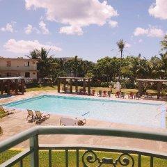 Отель Garden Villa Hotel США, Тамунинг - 2 отзыва об отеле, цены и фото номеров - забронировать отель Garden Villa Hotel онлайн балкон