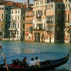 Отель Locanda La Corte Венеция приотельная территория