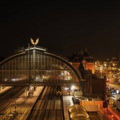 Отель Ibis Amsterdam Centre Амстердам балкон