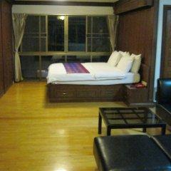 Отель Cordia Residence Saladaeng комната для гостей