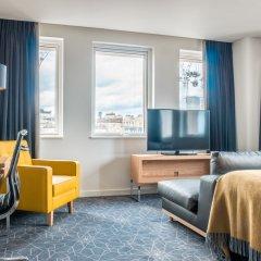 Отель Apex Waterloo Place Эдинбург интерьер отеля