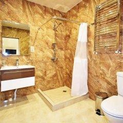 Отель Патриотт Ереван ванная