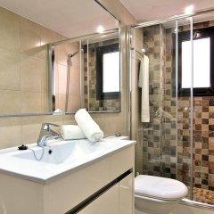 Отель Apartamentos Cel Blau ванная