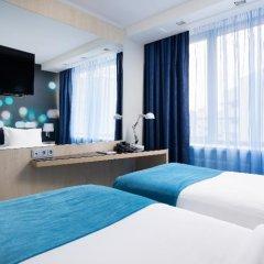 Гостиница Санкт-Петербург 4* Стандартный номер с 2 отдельными кроватями фото 5