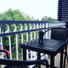Отель Baan Andaman Hotel Таиланд, Краби - отзывы, цены и фото номеров - забронировать отель Baan Andaman Hotel онлайн балкон