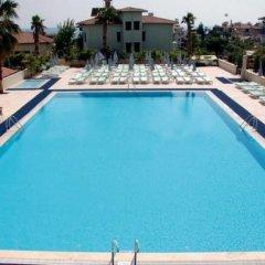 Hera Beach Hotel Турция, Сиде - отзывы, цены и фото номеров - забронировать отель Hera Beach Hotel онлайн бассейн фото 2