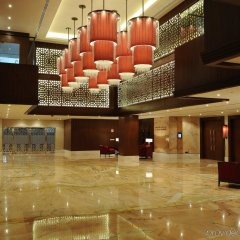 Отель Crowne Plaza Dubai - Deira Дубай интерьер отеля фото 3