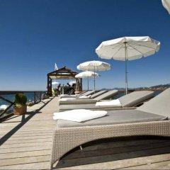 Splendid Hotel & Spa Nice Ницца приотельная территория