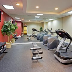 Crowne Plaza Hotel Philadelphia-Cherry Hill фитнесс-зал