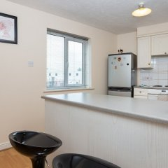 Отель 3 Bedroom Flat Near Canary Wharf в номере фото 2