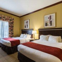 Отель Comfort Suites Galveston США, Галвестон - отзывы, цены и фото номеров - забронировать отель Comfort Suites Galveston онлайн комната для гостей фото 3