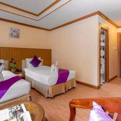 Отель Bangkok Residence комната для гостей фото 2