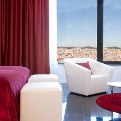 Hotel Porta Fira 4* Sup 4* Стандартный номер с различными типами кроватей фото 26
