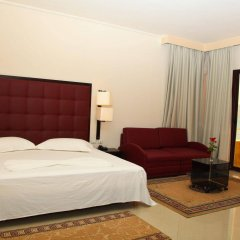 Hotel New York Влёра комната для гостей фото 4