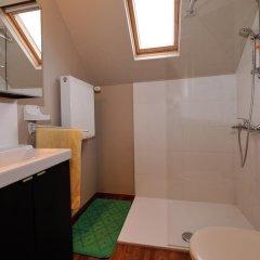 Отель B&B Les Taillis Бельгия, Брюссель - отзывы, цены и фото номеров - забронировать отель B&B Les Taillis онлайн ванная фото 2