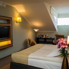 Отель Gallery Park Hotel & SPA, a Châteaux & Hôtels Collection Латвия, Рига - 1 отзыв об отеле, цены и фото номеров - забронировать отель Gallery Park Hotel & SPA, a Châteaux & Hôtels Collection онлайн комната для гостей фото 2