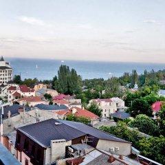 Апартаменты Beach & Beatles Apartments Одесса балкон