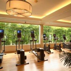 Отель Mandarin Oriental, Bangkok фитнесс-зал