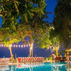 Отель Sunset Village Beach Resort детские мероприятия фото 2