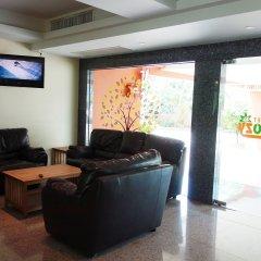 Отель Phuket Ecozy Hotel Таиланд, Пхукет - отзывы, цены и фото номеров - забронировать отель Phuket Ecozy Hotel онлайн интерьер отеля фото 2