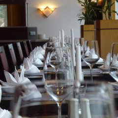 Отель Holiday Inn Munich - South Мюнхен гостиничный бар