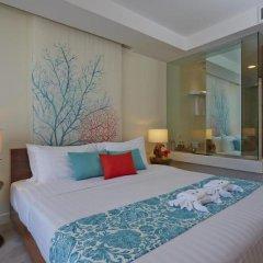 Отель Bandara Phuket Beach Resort 4* Стандартный номер с различными типами кроватей фото 5
