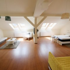 Апартаменты Dfive Apartments - Aranykez в номере