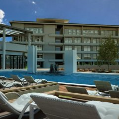 The Sense De Luxe Hotel – All Inclusive Сиде приотельная территория