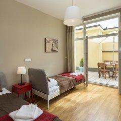 Апартаменты New Town - Apple Apartments комната для гостей фото 10