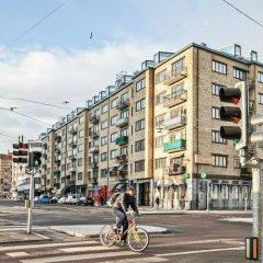 Отель Engel Apartments Швеция, Гётеборг - отзывы, цены и фото номеров - забронировать отель Engel Apartments онлайн спортивное сооружение