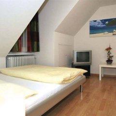 Отель Swiss Star Aussersihl Швейцария, Цюрих - отзывы, цены и фото номеров - забронировать отель Swiss Star Aussersihl онлайн комната для гостей фото 4