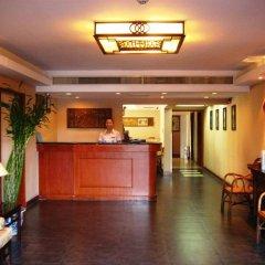 Отель Beijing RJ Brown Hotel Китай, Пекин - отзывы, цены и фото номеров - забронировать отель Beijing RJ Brown Hotel онлайн интерьер отеля фото 3